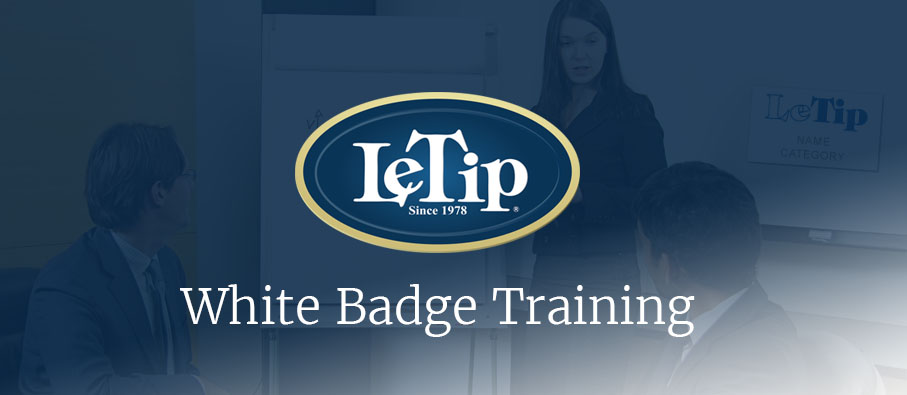 White Badge Trainings