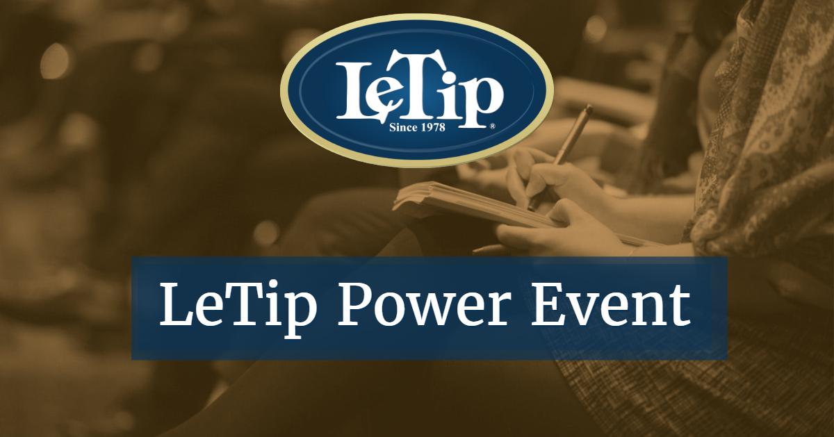 Las Vegas Power Event 3/7/19
