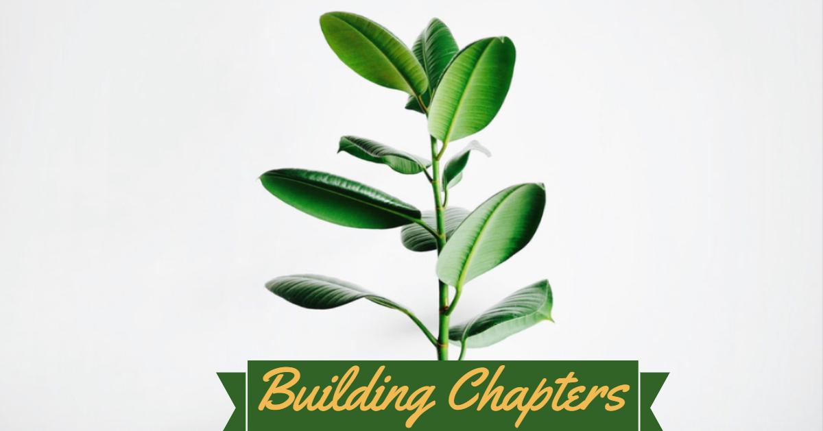 Building Chapters (Part 1)