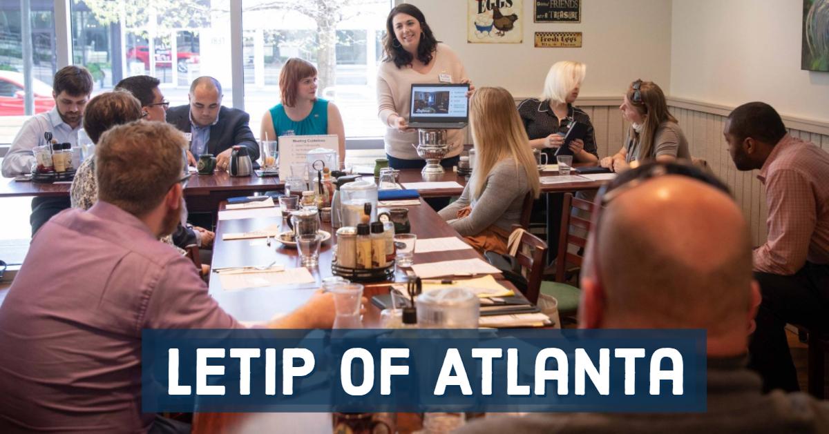 LeTip of Atlanta, GA
