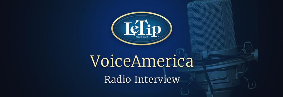 VoiceAmerica Interview