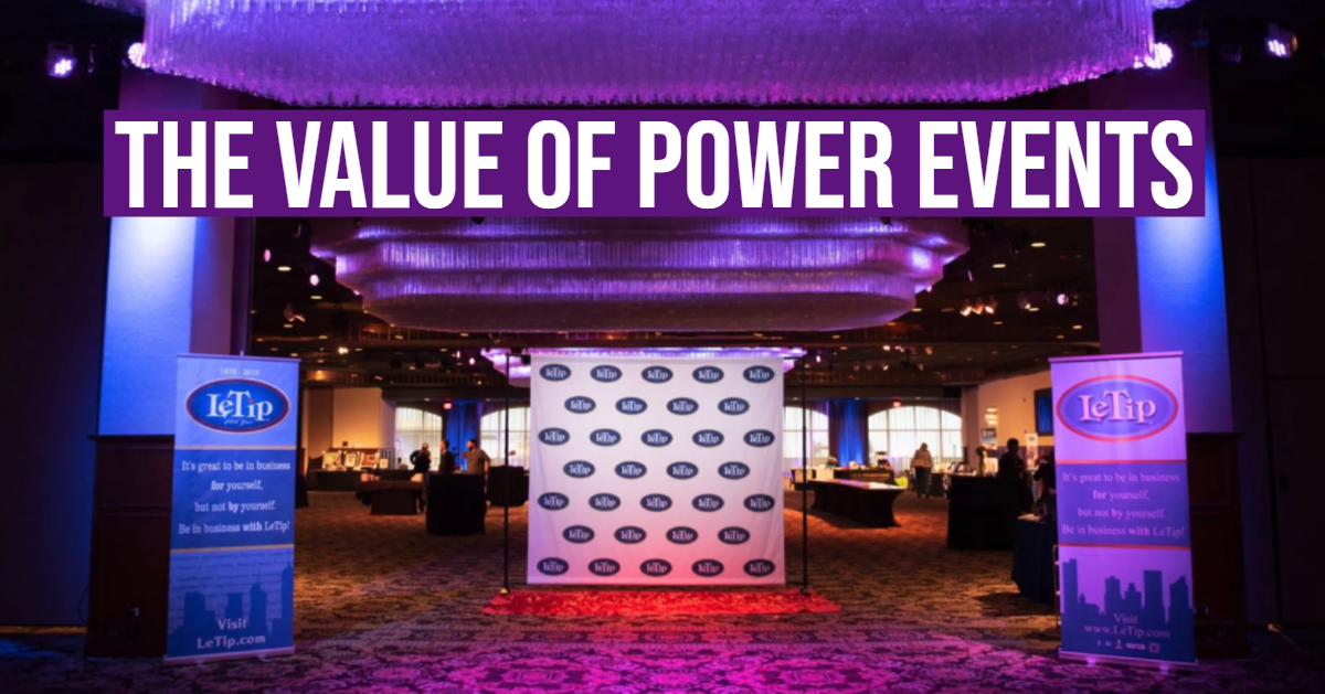 The Value of Power Events