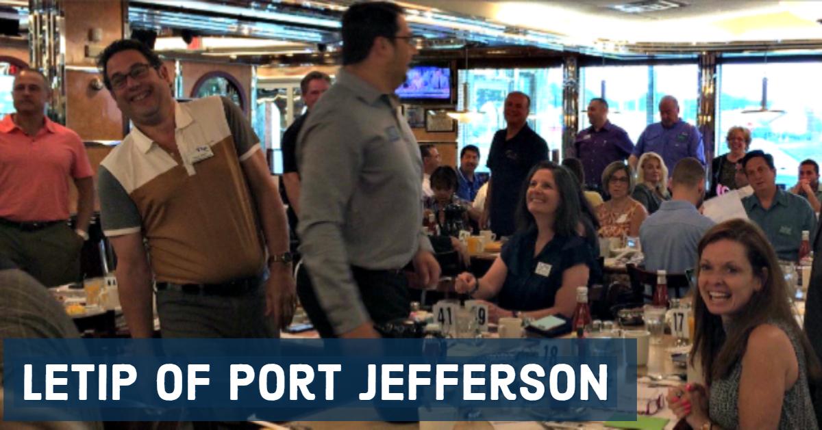 LeTip of Port Jefferson, NY