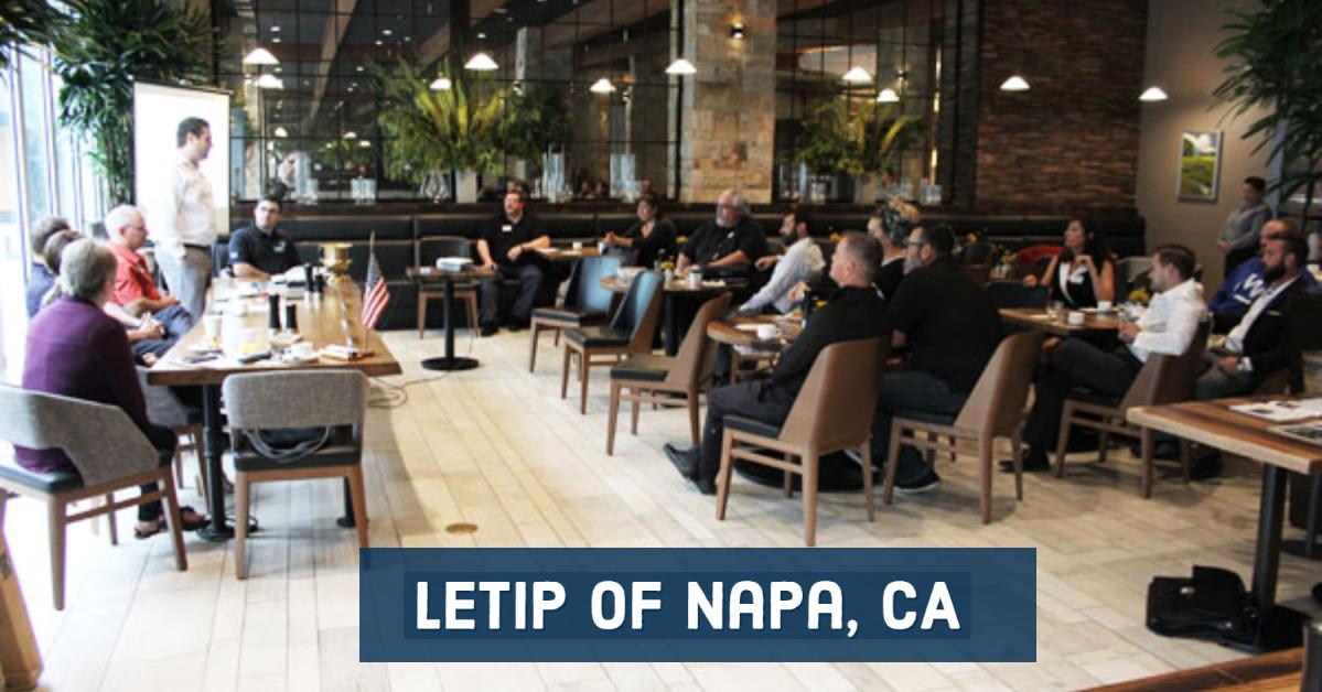 LeTip of Napa, CA