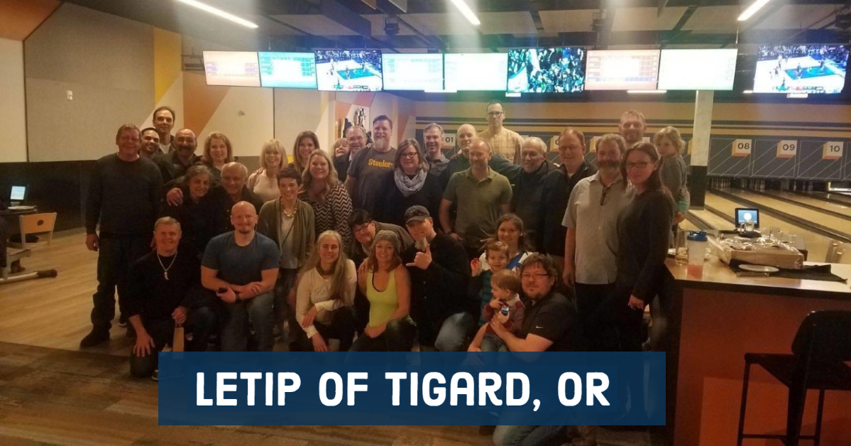 LeTip of Tigard, OR
