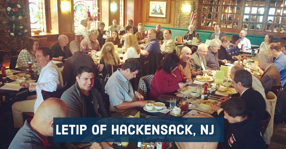 LeTip of Hackensack, NJ