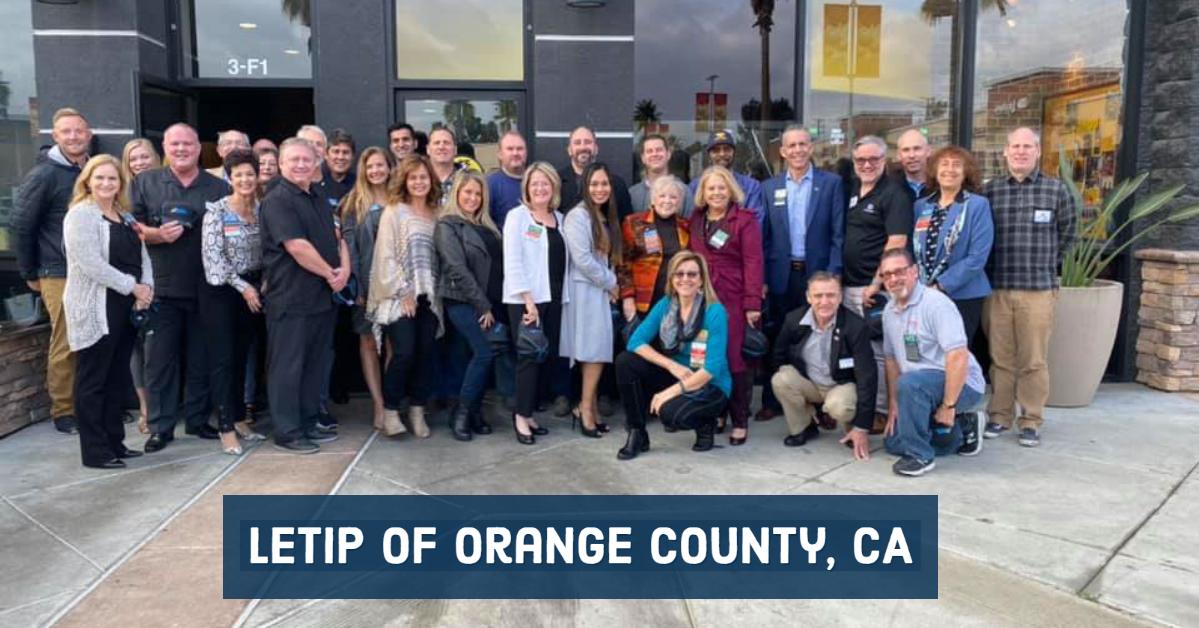 LeTip of Orange County, CA