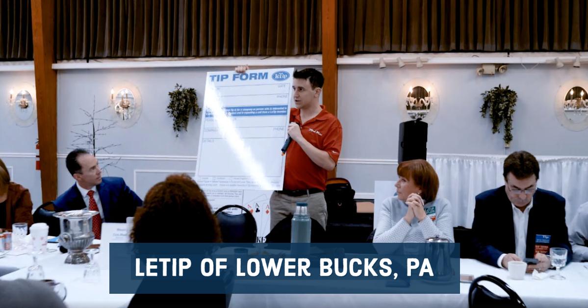 LeTip of Lower Bucks, PA