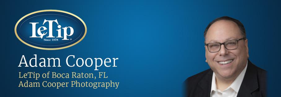 Member Spotlight: Adam Cooper