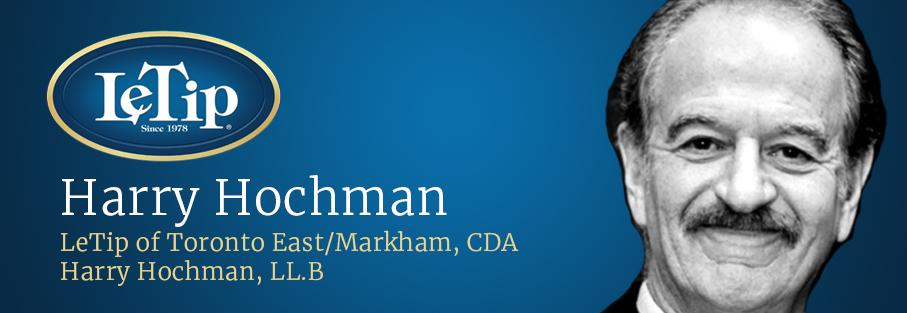 Member Spotlight: Harry Hochman