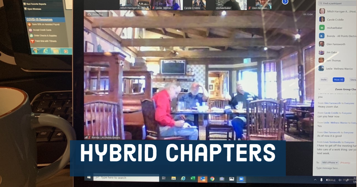 Hybrid Chapters