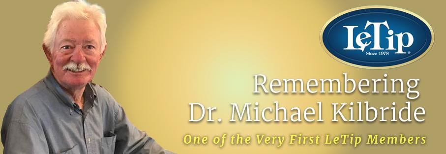 Remembering Dr. Michael Kilbride