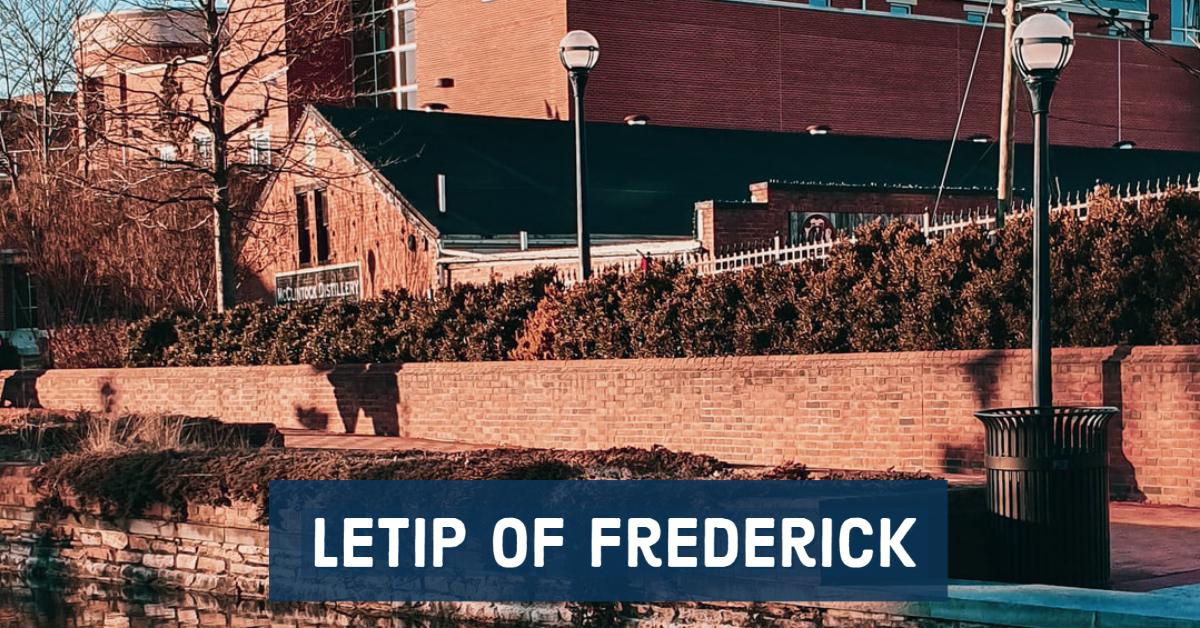 LeTip of Frederick, MD
