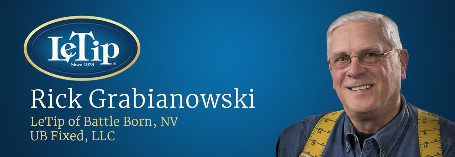 Member Spotlight: Rick Grabianowski