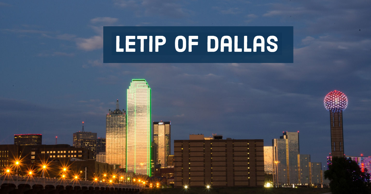 LeTip of Dallas, TX
