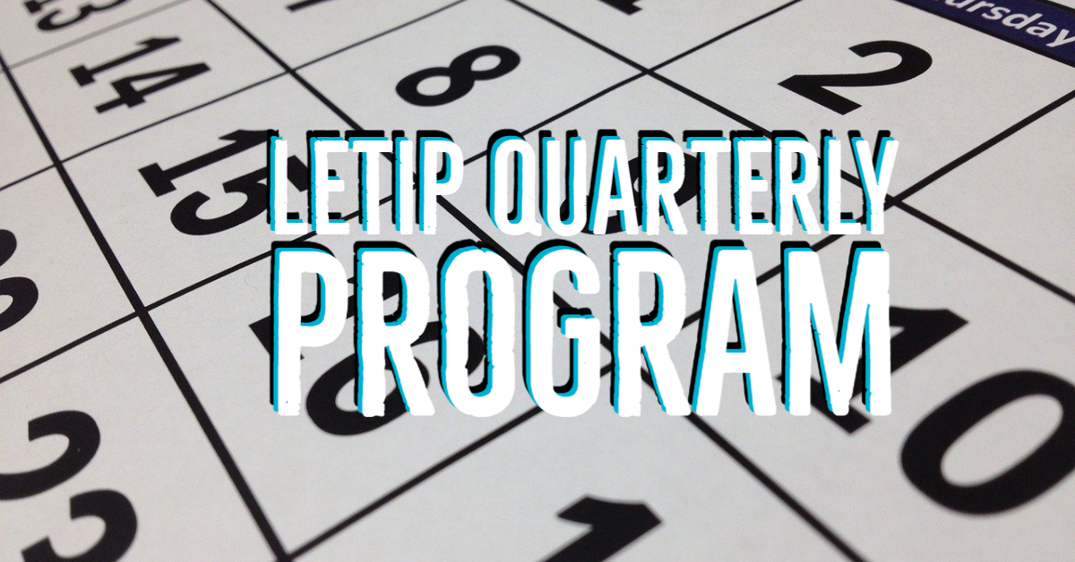 Quarterly Program