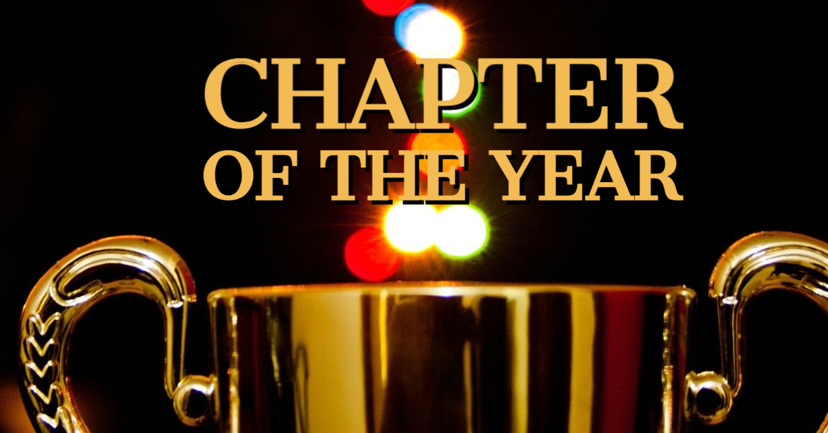 Chapter of the Year – Boca Raton