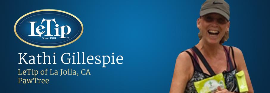 Member Spotlight: Kathi Gillespie