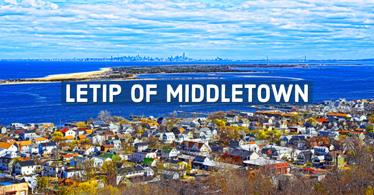 LeTip of Middletown, NJ