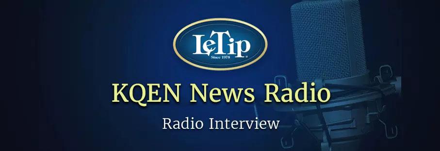 Radio Interview with KQEN