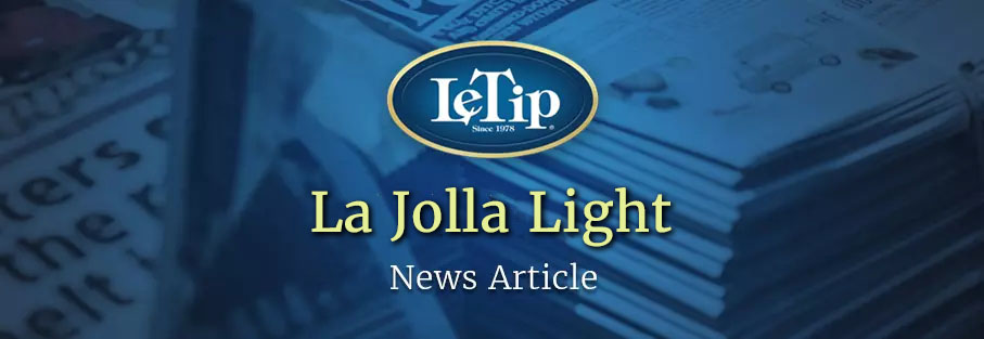 'All about relationships': LeTip of La Jolla celebrates 40 years of helping businesses grow