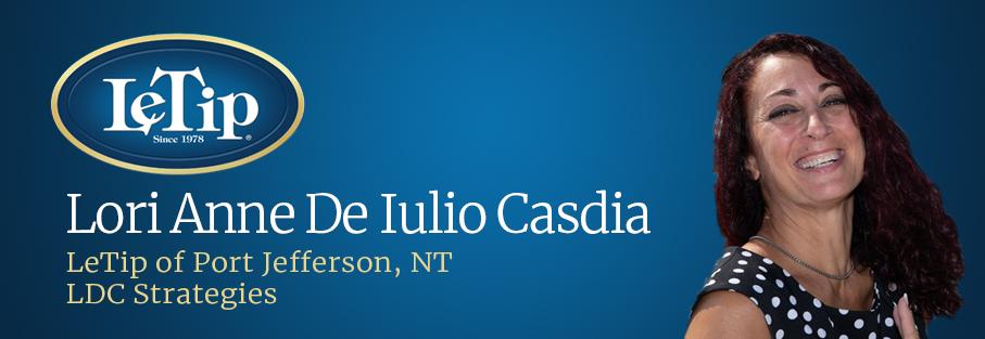 Member Spotlight: Lori Anne De Iulio Casdia