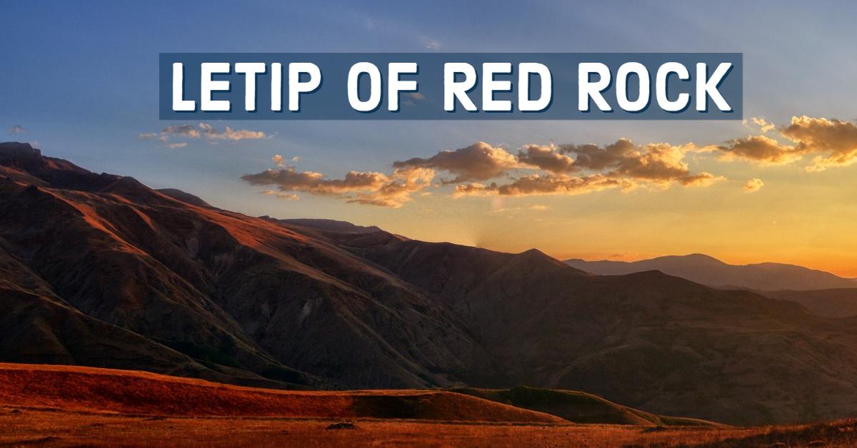 LeTip of Red Rock, NV